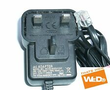 HELMS-MAN BD3514065030P POWER SUPPLY ADAPTER 6.5V 300mA UK PLUG