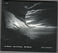 JOE MANERI / BARRE PHILLIPS / MAT MANERI - tales of rohnlief CD