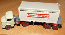 Wiking,  MB 1413,Container **TRANS CONTAINER,sehrgut/neuwertig