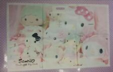 Sanrio Hello Kitty LTS Little Twin Star Plush Photo Large Shopping Bag