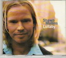(DY689) Shawn Mullins, Lullaby - 1999 CD