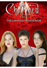 CHARMED SEASON 6 - DVD - REGION 2 UK