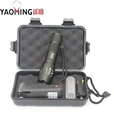 Tactical Flashlight G700 light+charger+box E17 2300Lm CREE XM-L T6