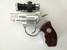 SHOCKING PISTOL LASER POINTER/TORCH JOKE GIFT GUN NOVELTY JOKE ELECTRIC SHOCK