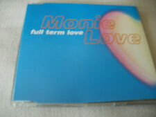 MONIE LOVE - FULL TERM LOVE - UK CD SINGLE
