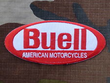 ECUSSON PATCH THERMOCOLLANT aufnaher toppa BUELL motos harley davidson course