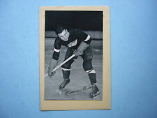 1934/43 BEEHIVE CORN SYRUP GROUP 1 HOCKEY PHOTO LAURENCE LAURIE AURIE BEE HIVE