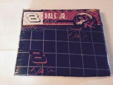 DALE EARNHARDT JR NASCAR #8 FULL SIZE BED SKIRT BLACK RED