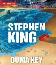 DUMA KEY unabridged audio book on CD by STEPHEN KING