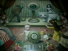 Mark Ryden The Parlor Signed Numbered COA  poster print