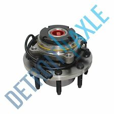 New Wheel Hub & Bearing Front  Ford Pickup Truck SD 4x4 4WD w/ ABS F-250 F-350
