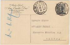 S.FELICE SUL PANARO - STUDIO LEGALE AVVOCATO EMILIO DUO (MODENA) 1928