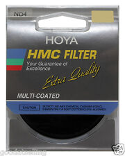 Genuine Japan Hoya HMC ND4 58mm Filter Neutral Density NDx4 Multi-Coated Filter
