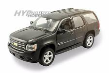 WELLY 1:24 2008 CHEVROLET TAHOE DIE-CAST BLACK 22509