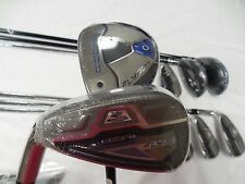 New LH 2015 Cobra Fly-Z XL 4h-GW Combo Iron Set Regular Steel/Graphite Irons