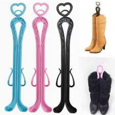 Plastic Boots Shaper Supporter Shaft Keeper Holder Organizer Storage Hanger @Y