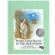 When I Was Young in the Mountains (Brand New Paperback) Cynthia Rylant