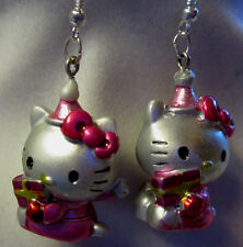 NORA WINN HELLO KITTY Earrings VALENTINES DAY BIRTHDAY EASTER