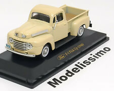 1:43 Collection 711 Ford F-1 Pick Up 1948 creme