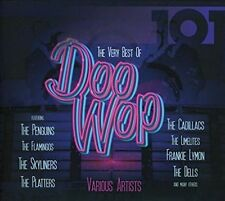 101: The Very Best of Doo Wop by Various Artists (CD, Feb-2016, 4 Discs, One...