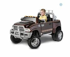 Ride On Toys Battery Powered Power Wheels 12V Toddler KidTrax Kids Car Toy Truck