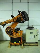 Kuka Roboter KR150 Robot with KRC1 Controller and Teach Pendant yr 2002