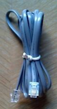 7 FT RJ-11 Modular Telephone Cable (New)
