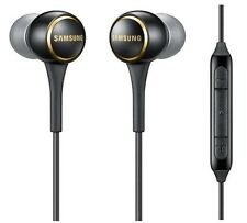 Genuine Samsung Galaxy EO-IG935B In Ear Headphones Headset With Remote - Black