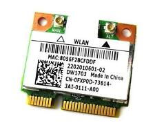 Atheros AR5B225 WIFI half size mini PCI-E Wlan 802.11 b/g/n + Bluetooth 4.0