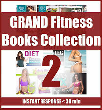 Anna Victoria - Kayla Itsines - Tone It Up - Sophie Gray - Emily Skye - 43 BOOKS