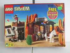 1996 LEGO 6755 Sheriff's Lock-Up 100% Complete
