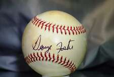 GEORGE FOSTER SIGNED PSA/DNA FEENEY NATIONAL LEAGUE BASEBALL AUTHENTIC AUTOGRAPH