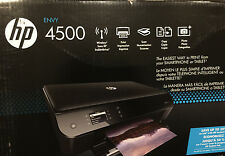 NEW HP Envy 4500 (4502) e-All-In-One photo Printer-Wireless-sealed+set CD