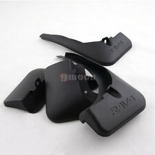 Car Splash Guards Mud Flaps Fender FITS Toyota RAV4  with Logo