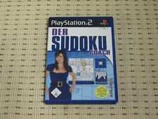 El sudoku coach para PlayStation 2 ps2 PS 2 * embalaje original *