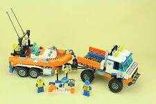 LEGO® 7726 Town City - Coast Guard Truck with Speed Boat
