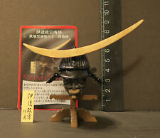 Boford Mononofu Samurai Helmet Masamune 1/10 Scale Replica Figure Model