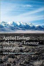 Applied Ecology and Natural Resource Management by Stephen DeStefano and Guy...