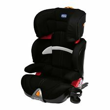 Chicco Oasys 2-3 FixPlus Isofix Car Seat In Black - Carries Children 15-36kg