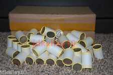 (10) UNSEARCHED BANK SEALED HALF DOLLAR ROLLS POSSIBLE 40% 90% KENNEDY FRANKLIN
