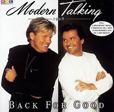 Back for Good by Modern Talking (CD, Mar-1998, Bmg/Hansa)
