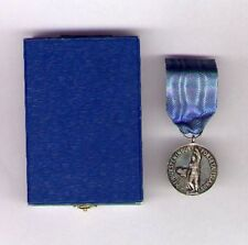 ICELAND. President of Iceland's Medal of Honour in original case