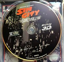 Frank Miller's Sin City: A Dame to Kill For Blu-ray 3D disc ONLY