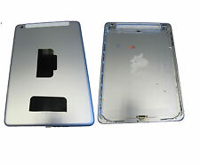 Rear Back Door Battery Cover Case Housing For Ipad Mini 1 & 2 3G Silver + White