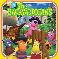 The Backyardigans by The Backyardigans (CD, Jul-2005, Nick Records)