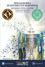 * 2013 SCOTTISH CUP SEMI-FINAL - DUNDEE UNITED v CELTIC *