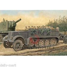 Dragon 1/35 6545 Sd.Kfz.7 8t Half Track Early Production Model Kit