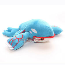 Poke Plush Doll Figure Kyogre 9""