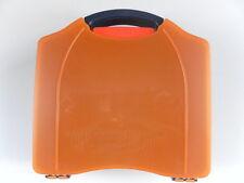 Wandmontage Brennen Verbrennungen Schimpft Erste Hilfe Kit Orangefarben 20.3cm x