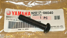 XTZ660 New Genuine Yamaha Front Cowl Stay 8x40 Button Head Bolt P/No 92017-08040